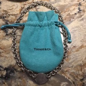 """Return to Tiffany"" Oval Choker Necklace"